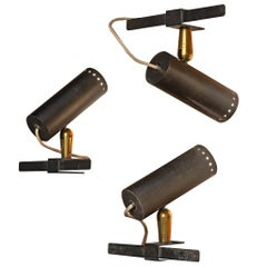 Large Number of '181' Wall Lights by O-Luce