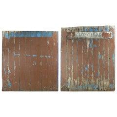 Large Old Barn Doors, 20th Century