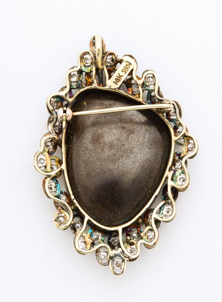 and diamond of zoom dublin weldons hover shop brooche opal to brooch