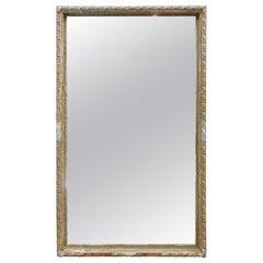 Large Original Finish Mirror