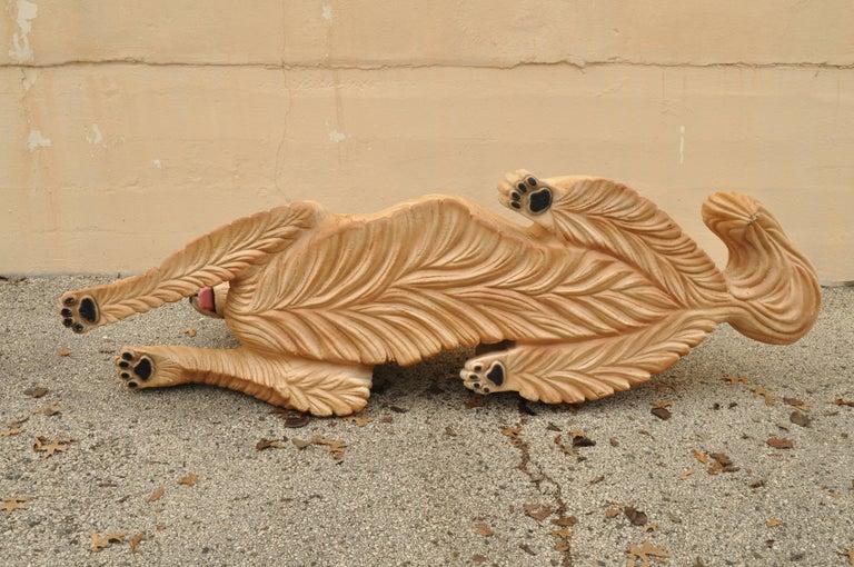Large Oversize Fiberglass Labrador Retriever Dog Mannequin Retail Store Display For Sale 2