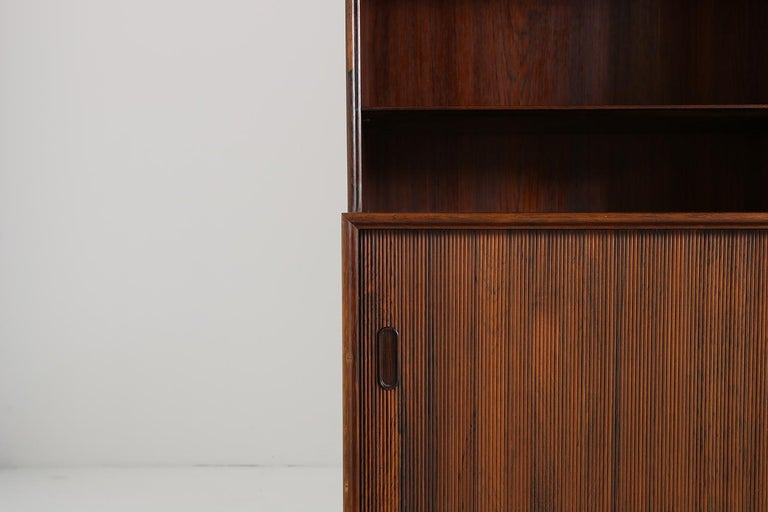 Großes Paar Sideboards Bücherregale Dänische Moderne Regale der 1960er, Ole Wanscher 8