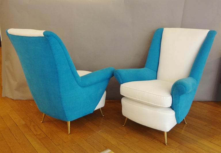 Italy, 1950, by ISA, Bergame, Italie.