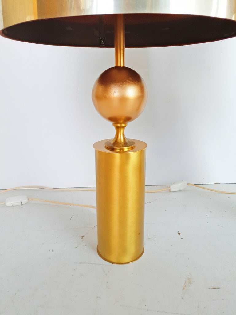 Large Pair of Lyma Table Lamps, Spain, 1970 For Sale 2