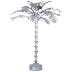 Large Palm Tree Sculpture