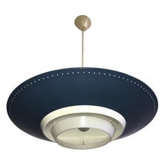 Large Pendant Lamp by Louis Kalff for Phillips