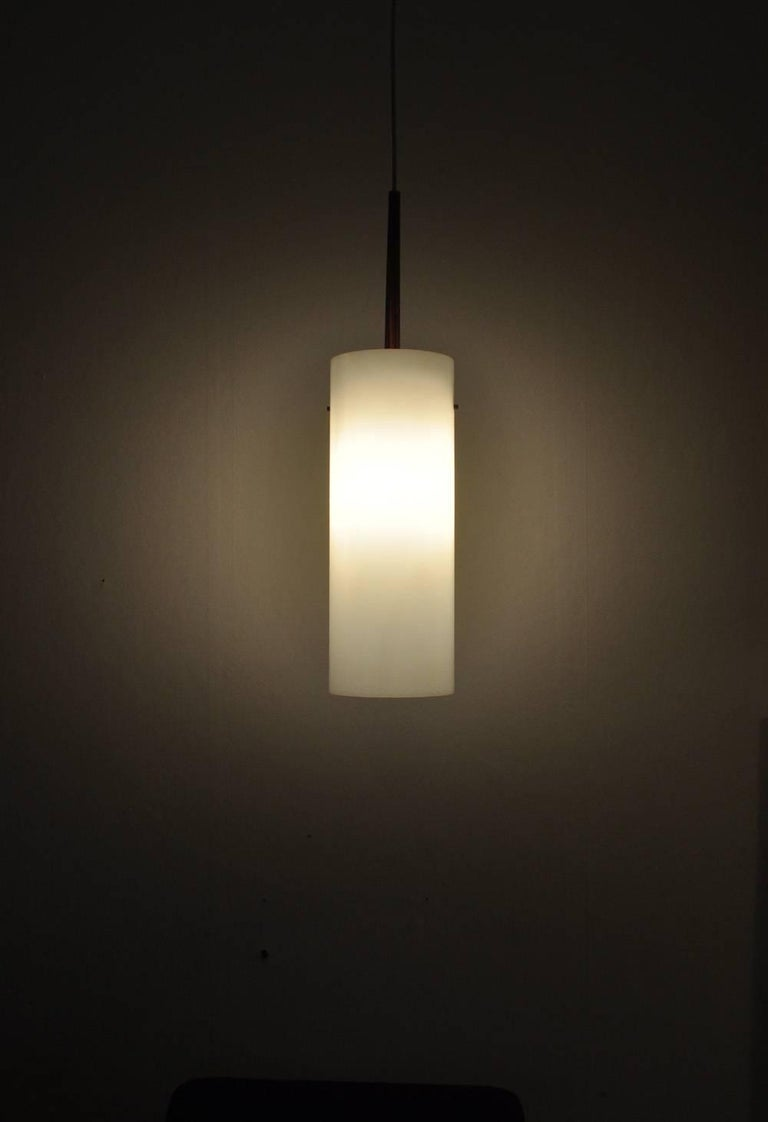 Large Pendant Lamp by Uno & Östen Kristiansson for Luxus 1950s-1960s, Sweden For Sale 2