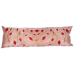 Large Pillow Case Fashioned from a Early 20th Century Syrian Divan Cover