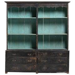 Large Pine Cumbrian Low Waisted Dresser, England, circa 1890