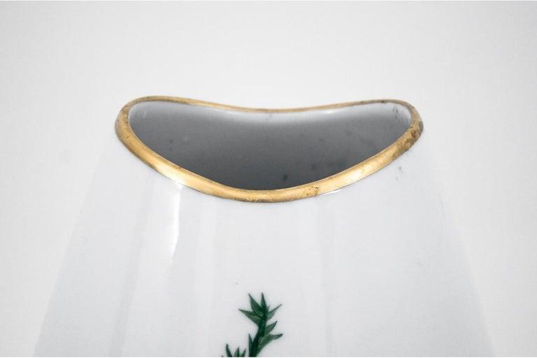 Mid-20th Century Large Porcelain Vase, Germany, Thomas Mark For Sale