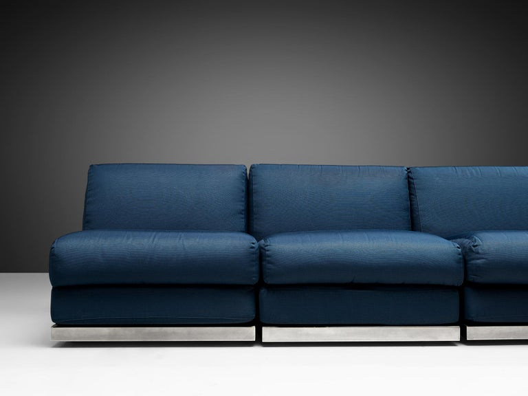 Large Postmodern Sectional Sofa For Sale 3