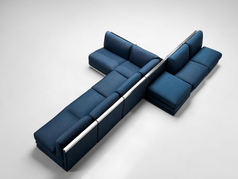 Large Postmodern Sectional Sofa For Sale 1