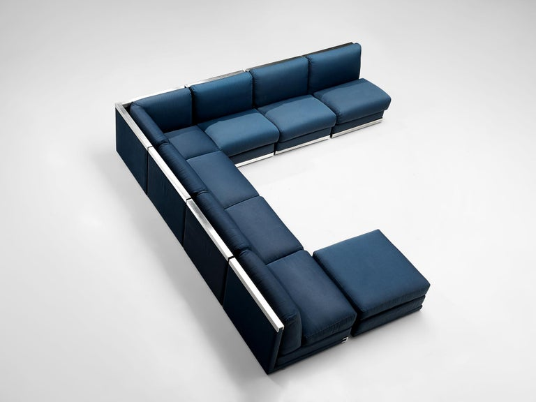 Large Postmodern Sectional Sofa For Sale 2