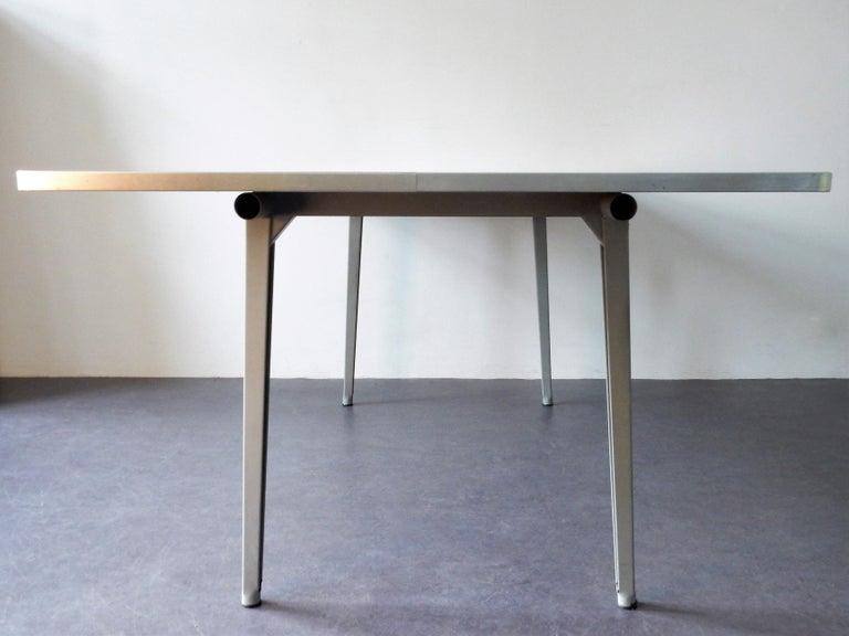 Mid-Century Modern Large 'Reform' Table by Friso Kramer for Ahrend de Cirkel, Netherlands, 1950s For Sale
