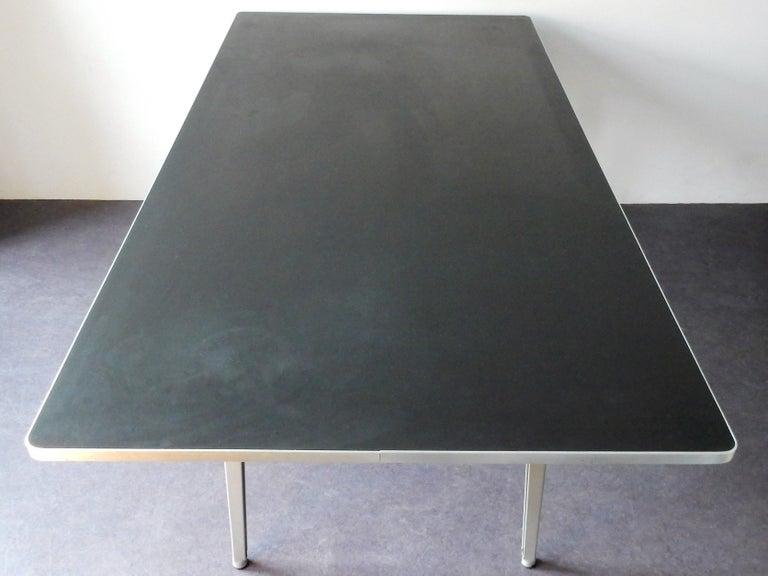 Large 'Reform' Table by Friso Kramer for Ahrend de Cirkel, Netherlands, 1950s For Sale 1