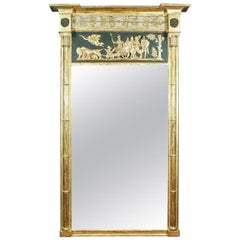 Large Regency Pier Mirror