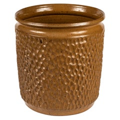 Large Robert Maxwell & David Cressey Thumbprint Planter for Earthgender