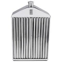 Large Rolls Royce Flask