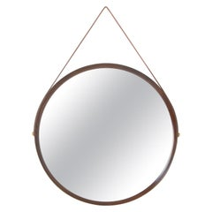 Large Round Mirror by Luxus