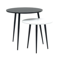 Large Round Soho Side Table by Studio Coedition