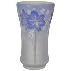 Large Royal Copenhagen Vase, Dated 1895