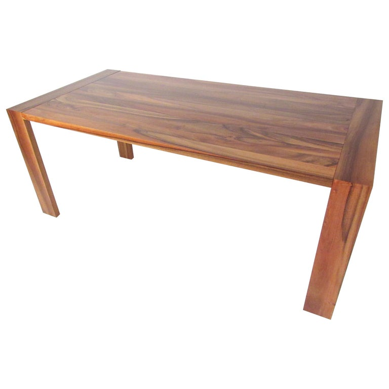 Rustic Kitchen Tables For Sale: Large Rustic Dining Or Conference Table For Sale At 1stdibs