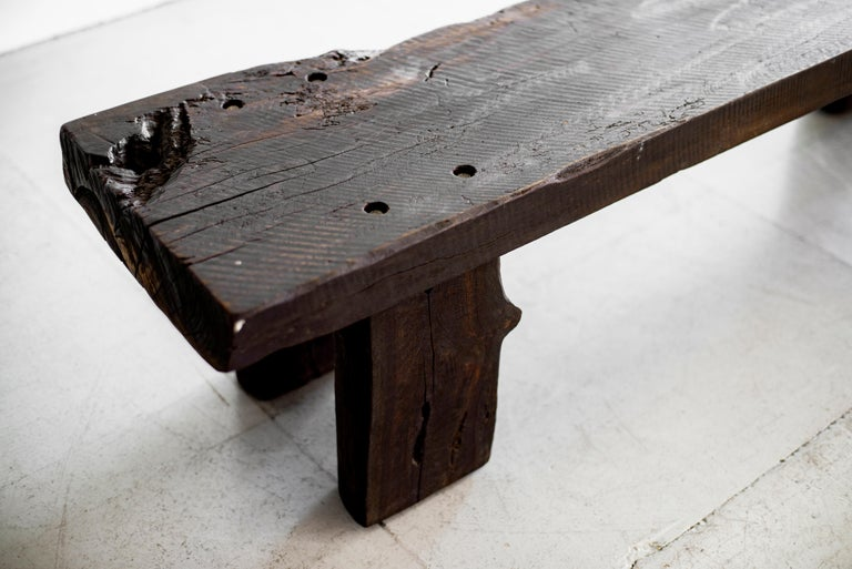 Large Scale American Studio Bench For Sale 5