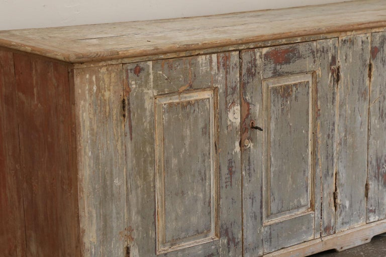 19th Century Large-Scale French Enfilade For Sale