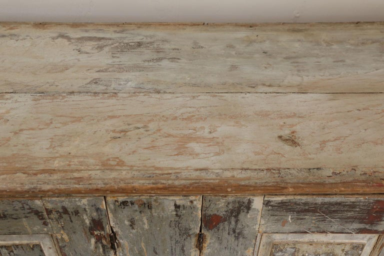 Wood Large-Scale French Enfilade For Sale