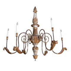 Large Scale Louis XVI Chandelier