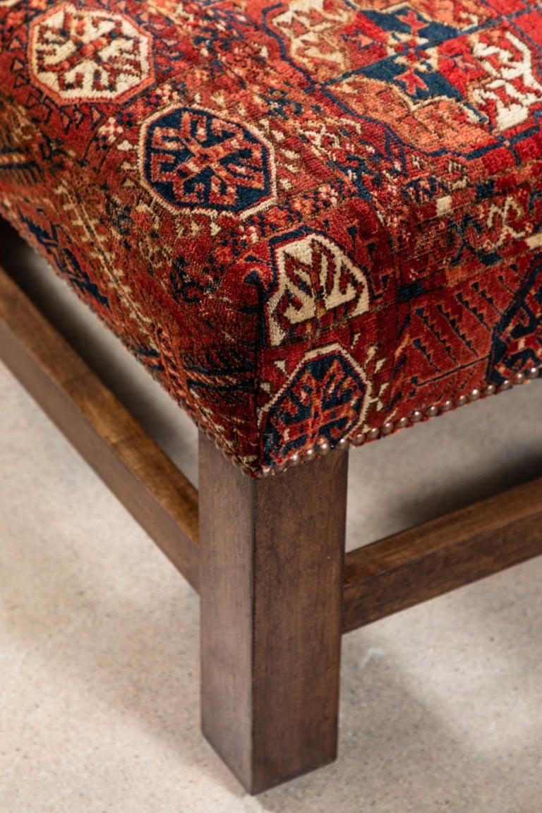Kilim Ottoman Living Room