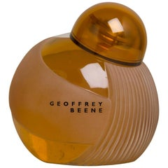 Large Scent Bottle for Geoffrey Beene, Italy