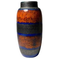 Large Scheurich Ceramic Vase