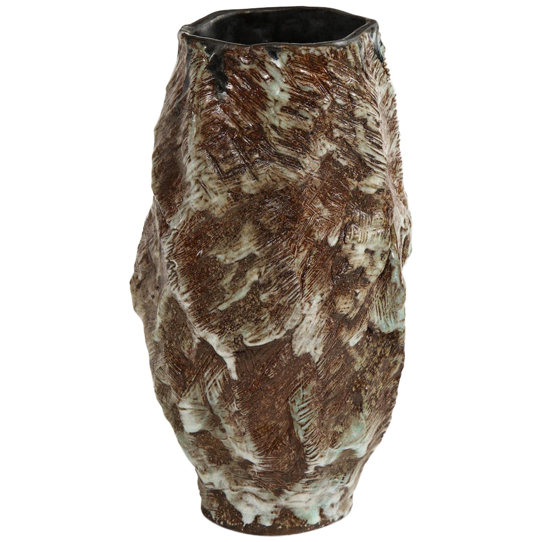 Large Sculptural Vase #2 by Dena Zemsky
