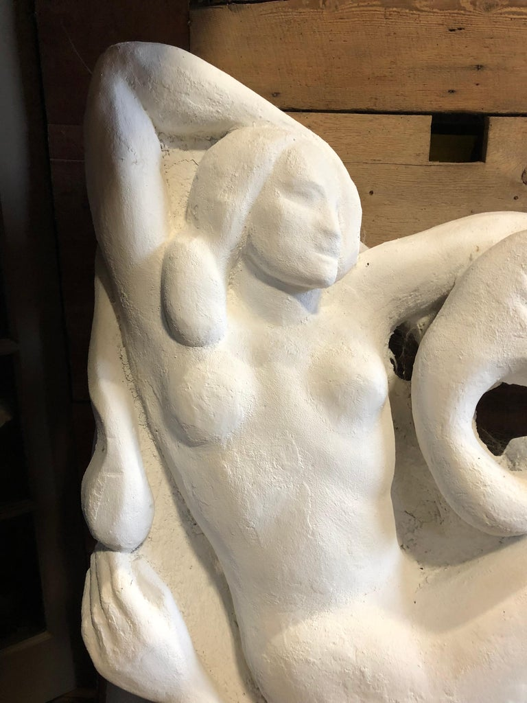 American Large Sculpture by Waylande Gregory For Sale