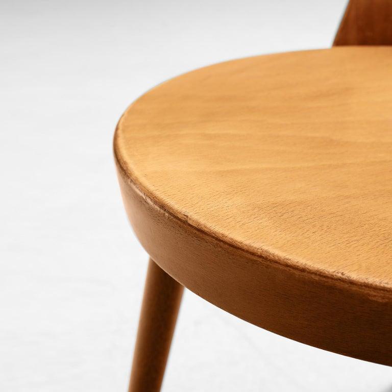 Large Set of Baumann 'Mondor' Chairs  For Sale 2