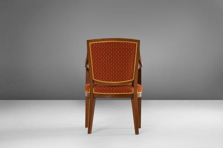 Large Set of Twelve Danish Armchairs For Sale 3