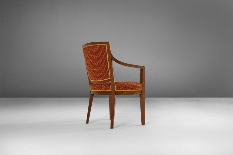 Large Set of Twelve Danish Armchairs For Sale 2