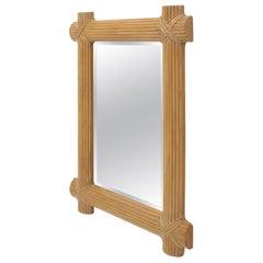 Large Sheaf of Wheat Motive Frame Mirror