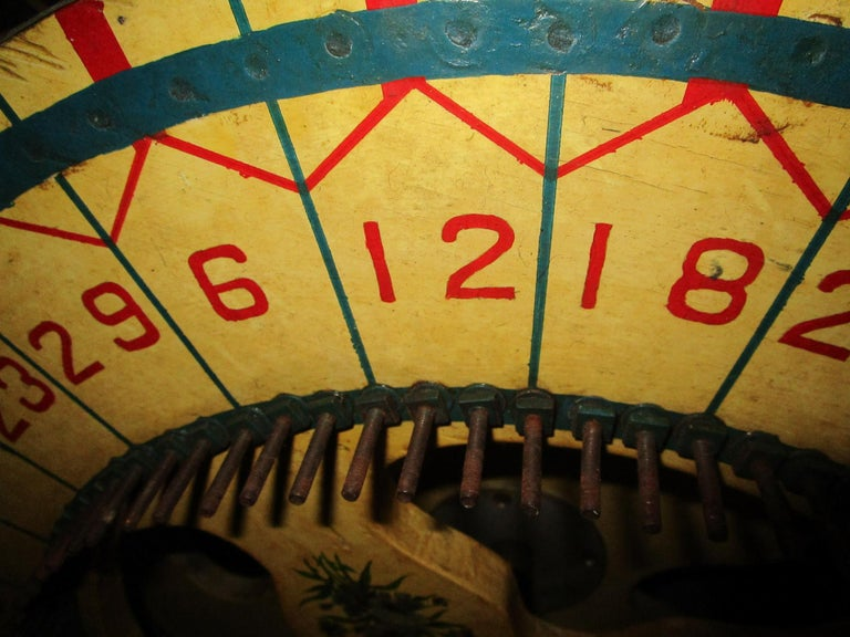 Large Size American Carnival Double Gaming Wheel