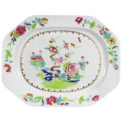 Large Spode Platter