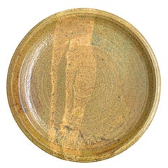 Large Studio Pottery Platter