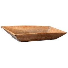 Large Swedish Trencher Bowl