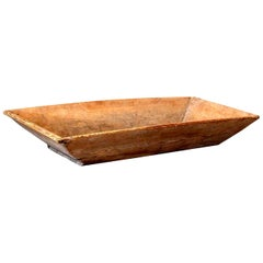 Large Swedish Trencher Bowl