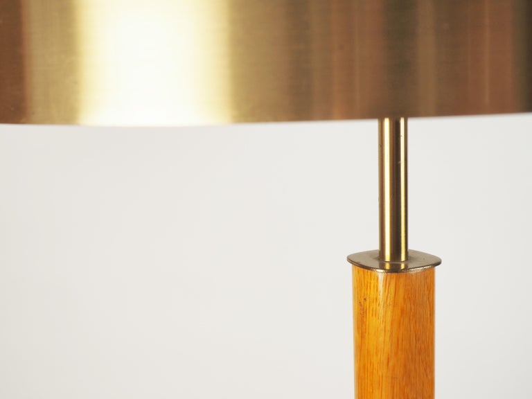 Swedish Large Table Lamp by Boréns, Sweden For Sale