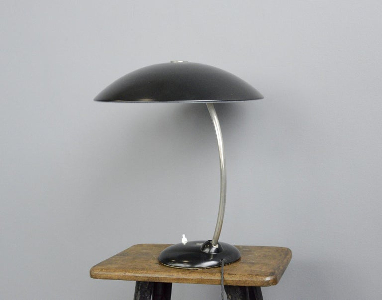 Large Table Lamp by Hala, circa 1940s In Good Condition In Gloucester, GB