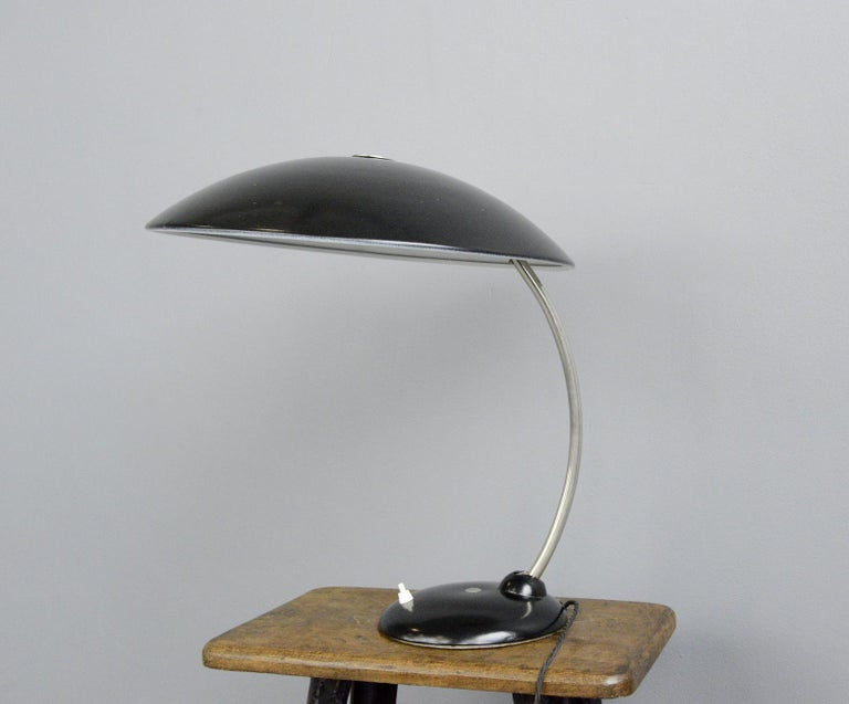 Mid-20th Century Large Table Lamp by Hala, circa 1940s