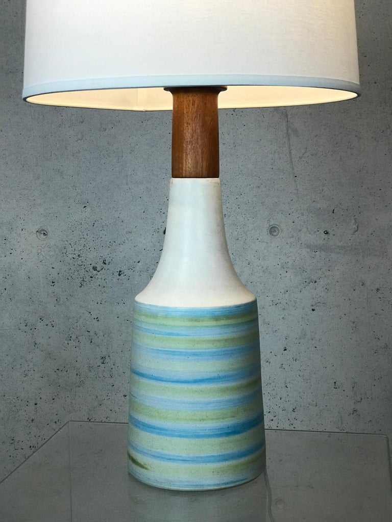 Mid-Century Modern Large Martz Mid Century Table Lamp by Jane and Gordon Martz for Marshall Studios For Sale