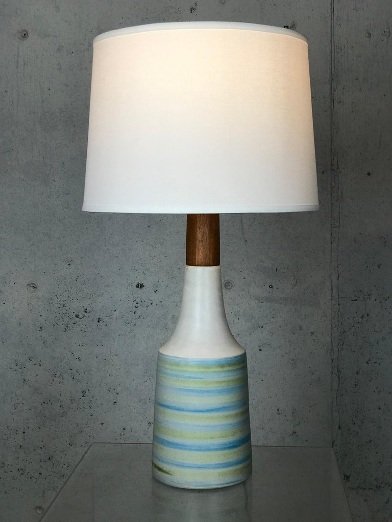 Mid-20th Century Large Martz Mid Century Table Lamp by Jane and Gordon Martz for Marshall Studios For Sale