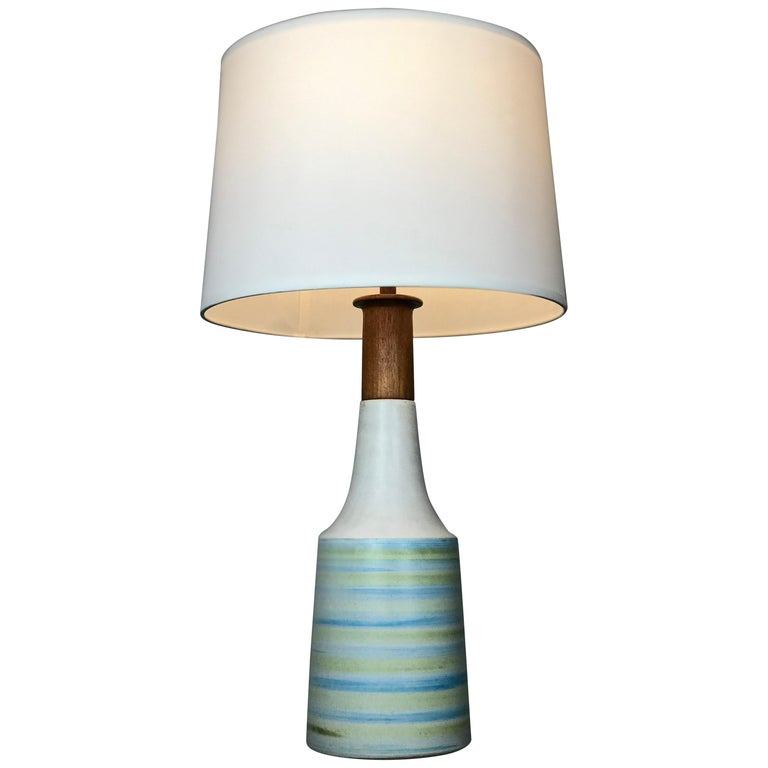 Large Martz Mid Century Table Lamp by Jane and Gordon Martz for Marshall Studios For Sale